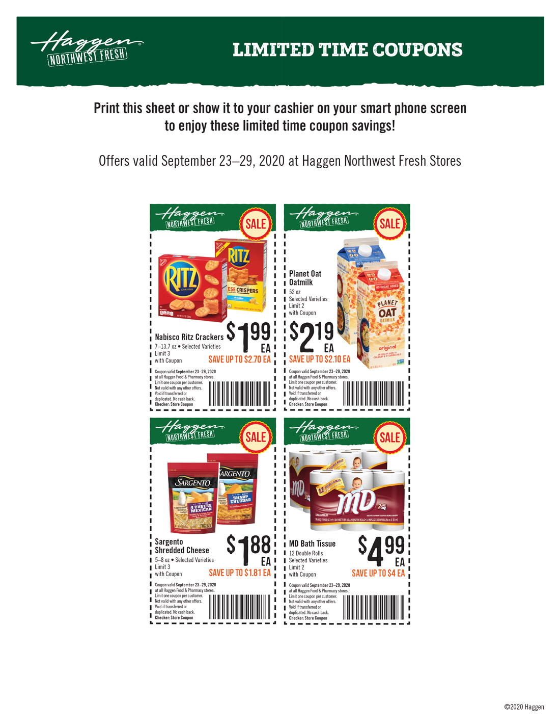 Store Coupons